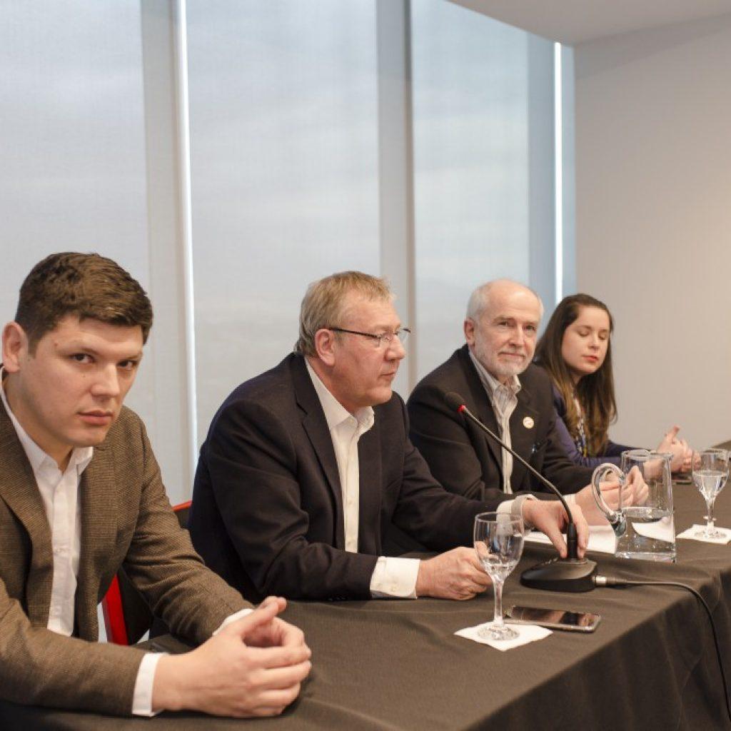 Con encuentro de camaradería se lanzó oficialmente el Comité de Asfaltos de Chile
