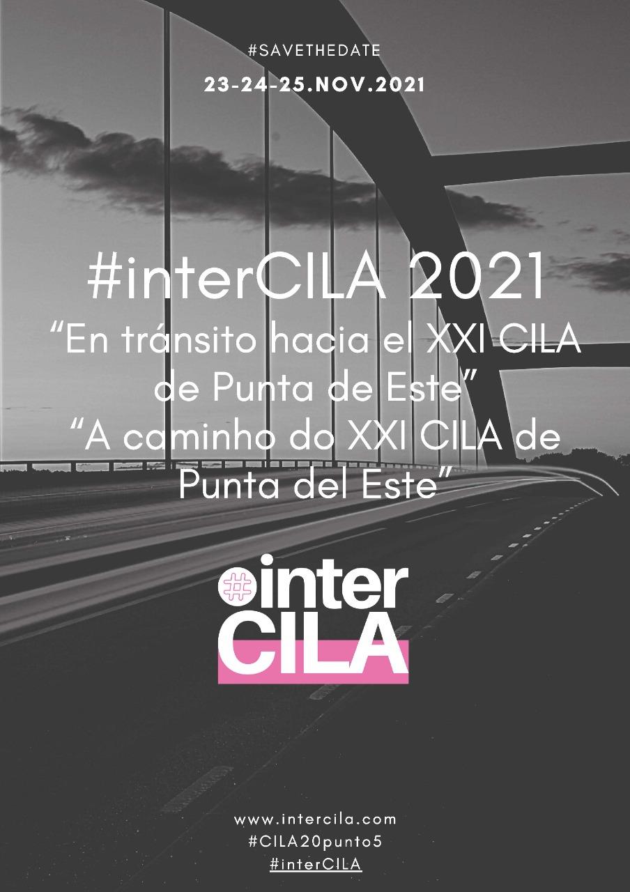 Participa en #interCILA 2021